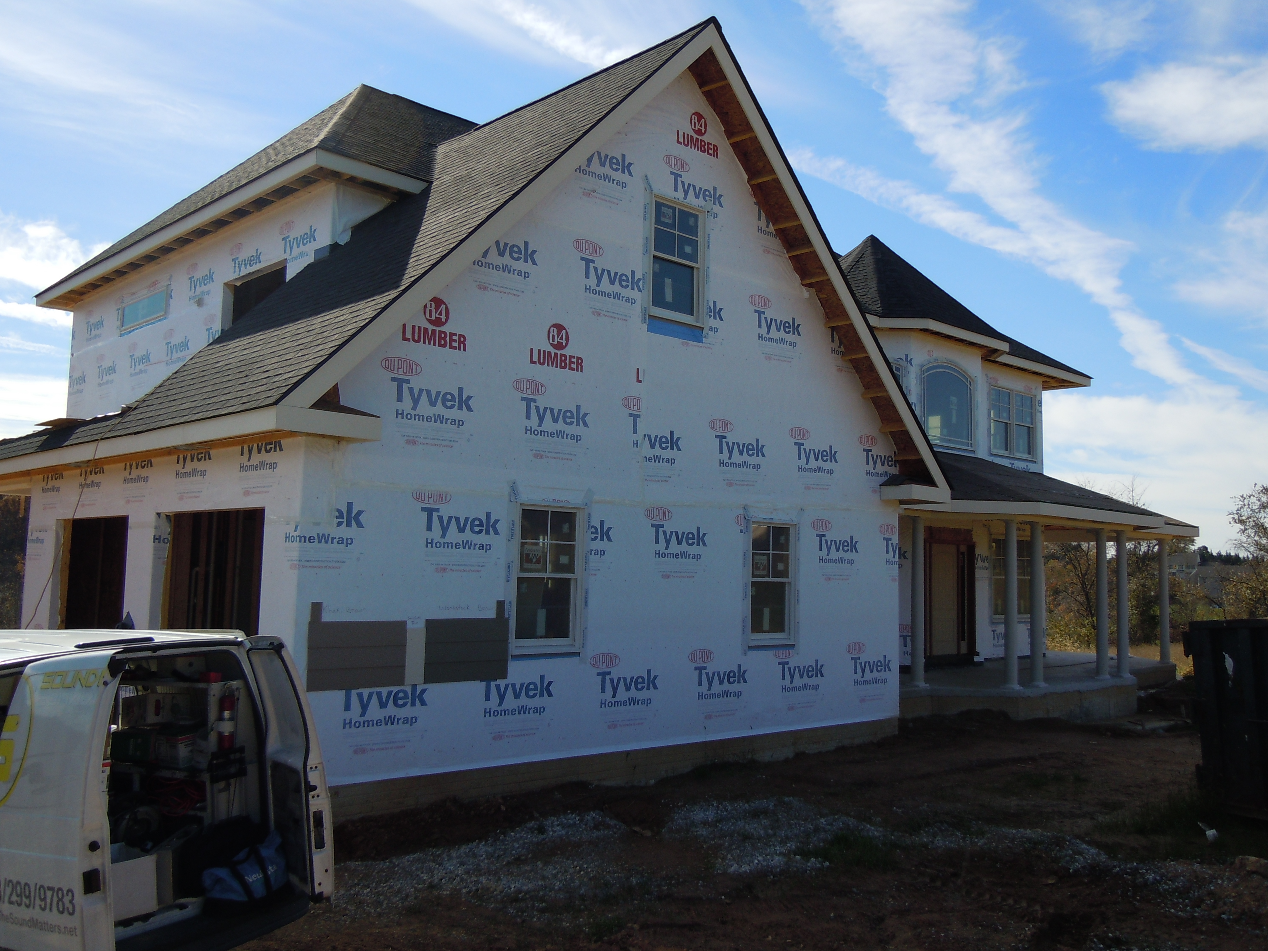The Sound Matters Prewired New Home Construction Structured Wiring Soundmatters
